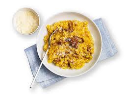 cuisiner les bolets 20 minutes risotto au safran et aux bolets