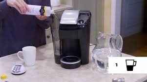 How To Descale Your KeurigR VueR Brewer