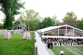 Sophisticated Outdoor Wedding Celebration in Cincinatti Ohio