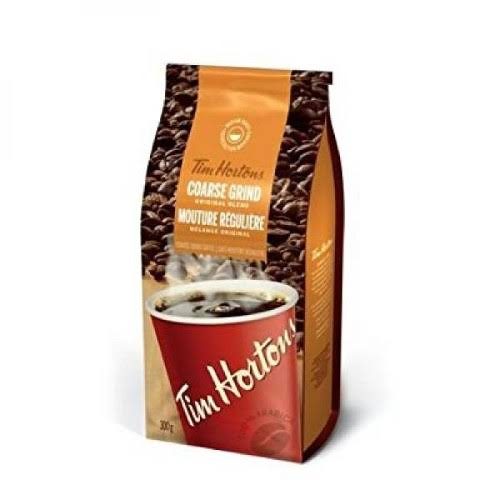 Tim Hortons Coarse Grind Original Blend 300g