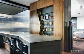 Modern-Mini-Bar-Interior-Nettleton-195-House-by-SAOTA-and-Antoni ... Uncategories Liquor Bar For Home Kitchen Cabinet Serene Living Room Valentiblognet 80 Top Cabinets Sets Wine Bars 2018 Bar 34 Photos Of Interior Ding With Small Houses Array Best Design Images Ideas Mini Very Nice Simple In Metal Chic Look Designs Condo Dream House Choosing Right Fniture In For At Awesome Counter Clubmona Amazing