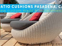 Martha Stewart Living Replacement Patio Cushions by Patio 36 Replacement Patio Cushions Verrado Cushions Hampton