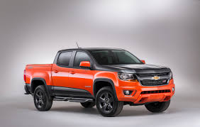 100 Concept Trucks 2014 New 2015 Chevy Colorado Designed For Active Lifestyles