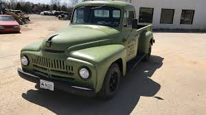 1952 International Harvester Pickup For Sale Near Somerset, Kentucky ...