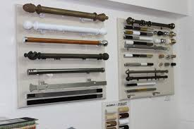 types of curtain track and rods andersons window furnishings