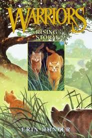 Warriors Book Series Rising Storm