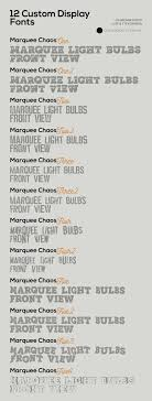 marquee light bulbs 2 chaos 3d typography creator kit only