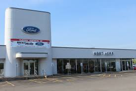 West Herr Ford Of Rochester | New Ford Dealership In Rochester, NY 14626