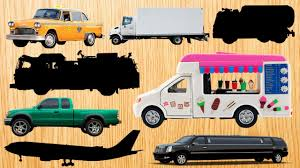 100 Ice Cream Truck Names Learn Car Name For Kids Taxi Fire Tank