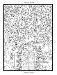 Hidden Garden An Adult Coloring Book With Secret Forest Animals Enchanted Flower Designs And Fantasy Nature Patterns Jade Summer Books