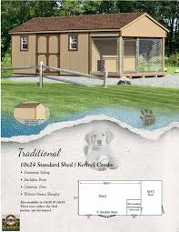 Storage Shed Plans 8x12 by Dog Houses Animal Shelters Elite 8x12 Kennel