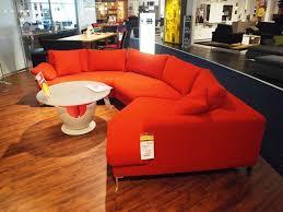 rote polstergarnitur für das gewisse etwas sofa