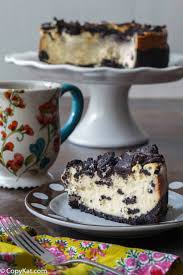 Cheesecake Factory Oreo Cheesecake copycat that you can make Tastes just like the real thing