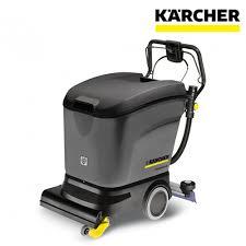 Karcher Floor Scrubber Attachment by Scrubber Driers Manufacturer From Noida