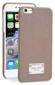 MICHAEL Michael Kors Saffiano Leather iPhone 6 Plus & 6s Plus Case