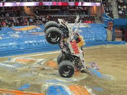 Monster Jam Coming To The Q This Weekend | Scene And Heard: Scene's ...