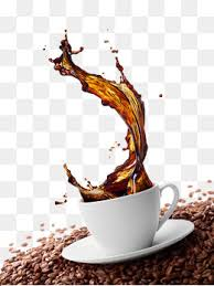 Coffee Splash Effect Clipart Cup PNG Image And