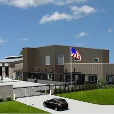100 Safe House Design 105 Million Safe House To Be Built For East Jefferson
