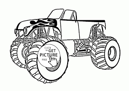 Unique Monster Truck Coloring Sheet Gallery Drawing Monster Truck Coloring Pages With Kids Transportation Semi Ford Awesome Page Jeep Ford 43 With Little Blue Gallery Free Sheets Unique Sheet Pickup 22 Outline At Getdrawingscom For Personal Use Fire Valid Trendy Simplified Printable 15145 F150 Coloring Page Download