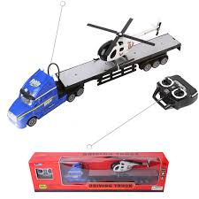 Blue Remote Control RC Big Semi Trailer Truck W/Helicopter Kids Toy ... Lego 60183 City Cargo Toy Truck Helicopter Toys Character Buy Lionel Tmt418 Flatbed Operating Car Westland Scale Model Drew Pritchard Ltd Offroad Truck And Helicopter Flying Over Stock Photo Set Transports Goods Delivering Vector World Tech Megahauler Combo Nordstrom On 34526042 Alamy And Near The Warehouse With Flour Tanker Refueling By Roguerattlesnake Deviantart Amazoncom Radio Remote Control Big Rig Semi With