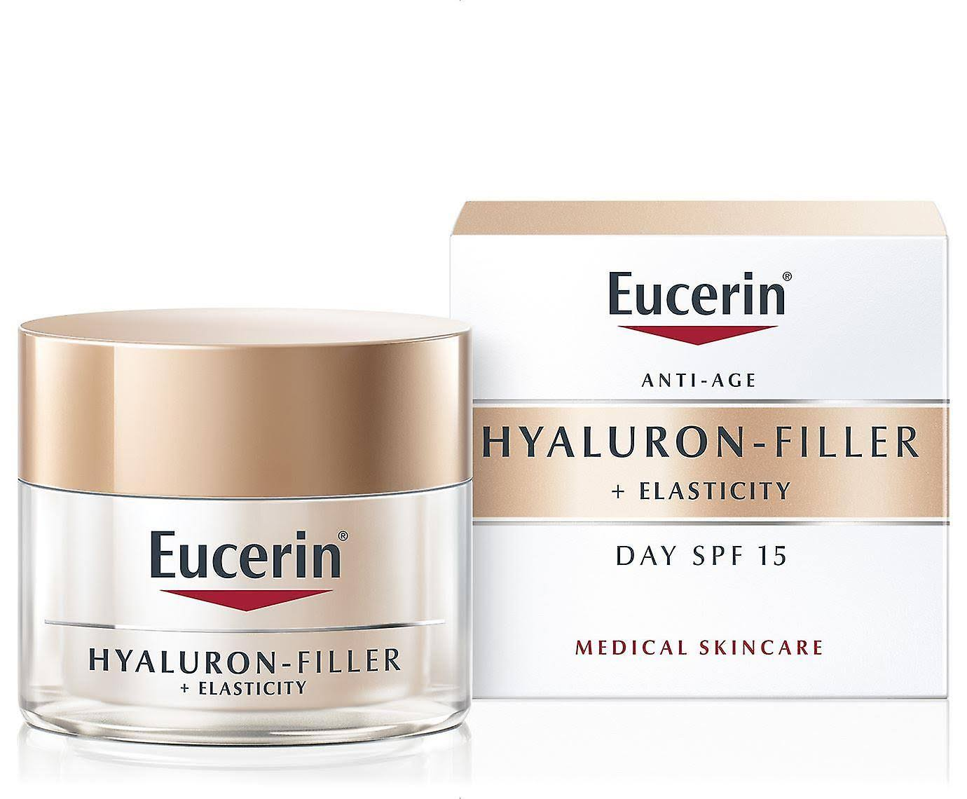 Eucerin Anti-Age Elasticity Filler Day Cream - 50ml