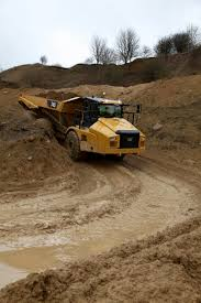 100 Articulated Truck Caterpillar Cat Cat 745 With NextGen Cab And