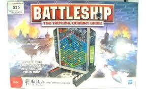 BOARD GAME Battleship The Tactical Combat Game