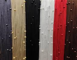 Bamboo Beaded Door Curtains Australia by Golden Beaded String Curtain Fly Screen Door Curtain 90cm X 229cm