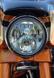 harley dual bulb hid led conversion kit cvo hid kit also for