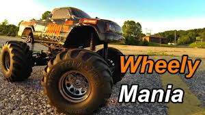 100 Truck Mania 4 HPI Wheely King Awesome Wheely Monster TheRcSaylors