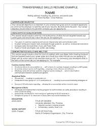 Sample Resume For International Logistics Manager Coordinator Transportation Specialist