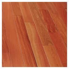 shop br 111 solid brazilian redwood hardwood flooring plank at