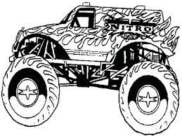 Cars And Trucks Coloring Pages Colouring