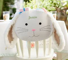Bunny Stop Spruce-up: Pottery Barn Kids Easter Decorations   The ... Pottery Barn Kids Chairs Fniture Ideas Inspired Chair Backs Our Valentines Kid Table Sofas Fabulous Cushions Loveseat Splendidferous Slipcovers 2017 Best Baby Bedding Gifts Registry Anywhere Photos Blue Maize Amazing Throw Pillows Cocktail Desk Mesmerizing Oversized