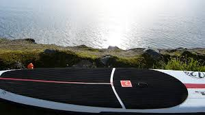 Sup Deck Pad Uk by Product Review The Red Air Twelve Six Race Inflatable Sup From