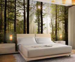 fototapete wald schlafzimmer unterhaltsam fabelhafte
