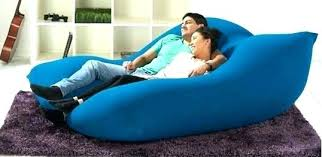 Bean Bag And Bed Big Chair Sofa Oversized