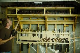 how to make a woodworking hand tool storage board youtube