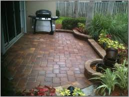 Rubber Paver Tiles Home Depot by Patio Stone Home Depot Canada Icamblog
