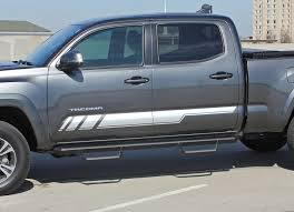 100 Toyota Truck Parts Car Graphics Decals Tacoma 20152018 Side
