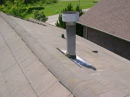mystery vents found during concrete tile roof inspection bathroom