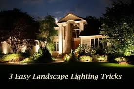 Landscape Lighting Tips Tricks
