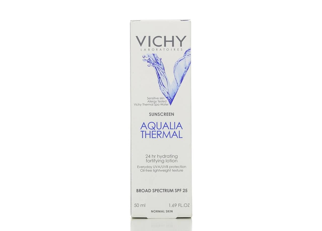 Vichy Aqualia Thermal UV Fortifying & Protecting 24Hr Hydrating Care SPF25 - 50ml
