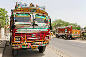 100 Picture Of Truck The Psychedelic World Of Indian Truck Art CNN Travel