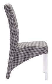 Waldorf Dining Chair Houndstooth (Set Of 2) By Zuo Modern Ward Bennett Bumper Office Chair In Houndstooth Brickel Associates Mesh Chairs House Decor Ocjylmb Wlbk Lombardi Midcentury Modern Adjustable With Swivel Walnut And Black By Lumisource Parlour Scotty Upholstered Accent Multiple Colors Patterened Traditional 39 Recliner Poppy Mathis Kardiel Amoeba Ottoman Azure Twill Seymour Designed Charles Wilson For King Living Copper Grove Boulogne Classic Swoop Ebony Fabric Upholstery Medium Opal Batik Capisco Ergonomic Saddle Seat Standing Desk Height Puls Base University Of Alabama Elite