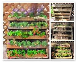 Easy Steps To Making Your Own Pallet Planter