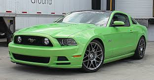 History of the 2010 2014 Mustang The S197 Goes Out Big