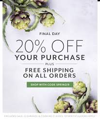 Sur La Table: Final Day–20% Off Your Order + Free Shipping ... Coupons Sur La Table Shopping Deals Promo Codes Every Cook Derves Allclad Email Archive In Manhasset To Close After 19 Years Newsday Cyber Monday Sales And Deals Flight Promo Codes Southwest Most Popular Discount Stores 5 Trends Guide Your Black Friday Marketing 2019 Emarsys Surlatable Eating Las Vegaseating Vegas La Table Code Regal Hair Exteions Best Online Retailer Running A Sale Best On Kitchen