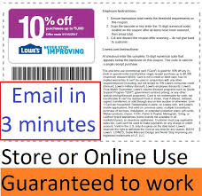 best 25 lowes printable coupon ideas on lowes coupon