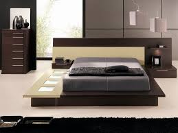 Modern Bed Furniture Design House Decor Picture